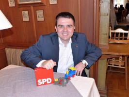 Alexander Maraju stellt die Weichen im Landkreis Weilheim-Schongau