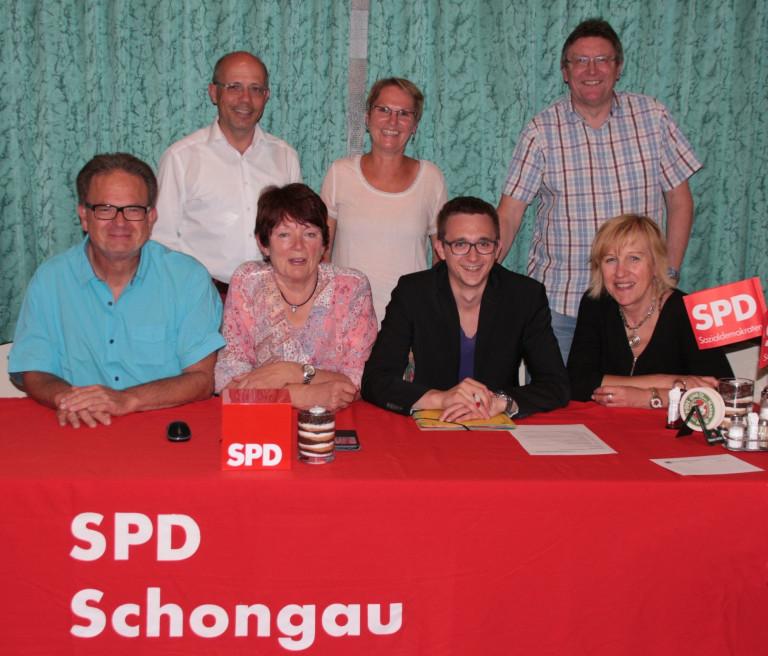 Delegierte 2018 Landtag